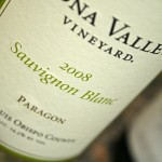 2008 Edna Valley Vineyard Paragon Sauvignon Blanc