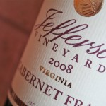 2008 Jefferson Vineyards Cabernet Franc