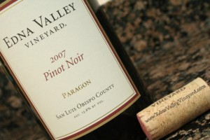 2007 Edna Valley Vineyard Pinot Noir
