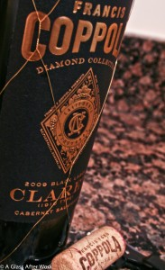 2009 Francis Ford Coppola Diamond Collection Claret