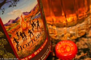 New Belgium Brewing Company Hoptober Golden Ale