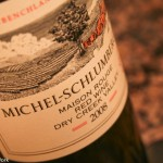 2008 Michel-Schlumberger Maison Rouge