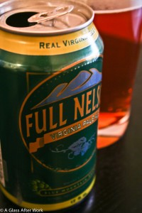 Blue Mountain Brewery Full Nelson Virginia Pale Ale