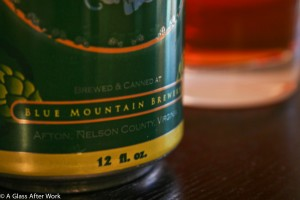 Full Nelson Virginia Pale Ale Closeup