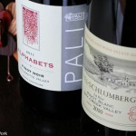 Two Thanksgiving wines
