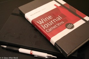 Moleskin Wine Journals