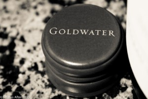 Stelvin closure for a 2011 Goldwater Sauvignon Blanc