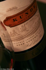 2009 Kunde Family Estate Red Dirt Red