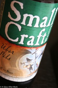 Heavy Seas Small Craft Warning Über Pils