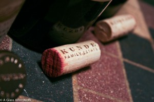 Kunde Family Estate cork