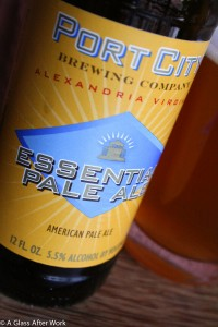 Port City Brewing Company Essential Pale Ale