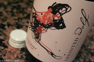 2010 Painted Wolf Pinotage