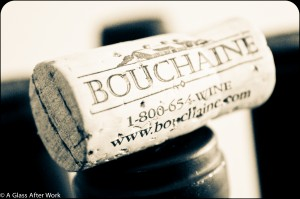 Bouchaine Vineyards cork