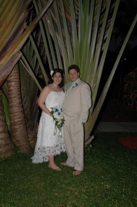 2007 Wedding Photo