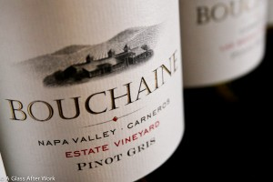 Bouchaine Vineyards Estate Pinot Gris - This $30 white wine from Napa California is a little pricey for an everyday wine or a large gathering, but is a perfect palate-pleaser for a more intimate gathering. It's an enjoyable sipper that is worth the extra cost. Rating: 4 out of 5 | AGlassAfterWork.com