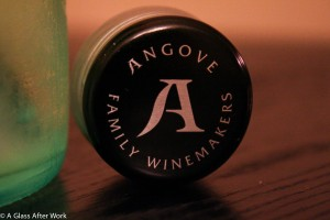 Angove Family Winemakers cap