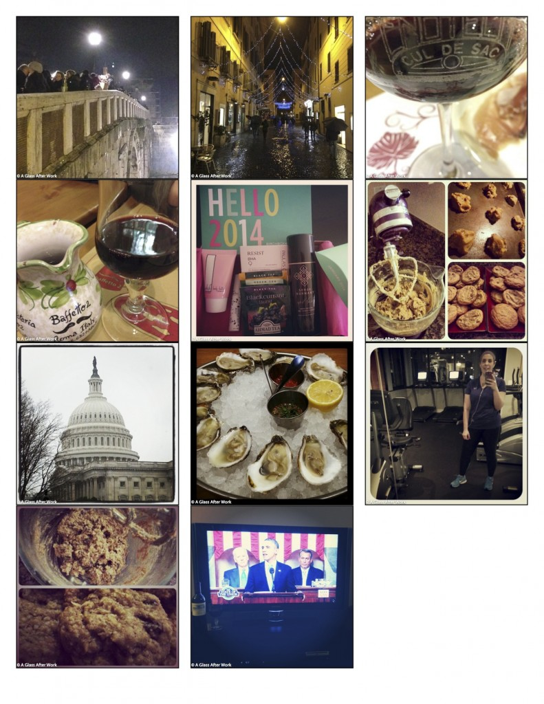 January 2014 Instagrams