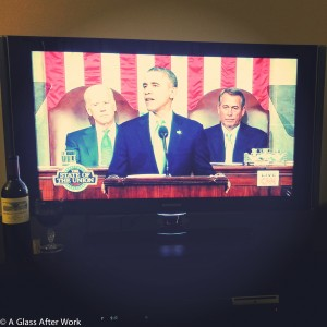 State of the Union and a Michel Schlumberger Merlot
