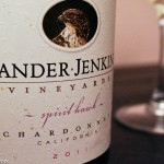 2011 Lander-Jenkins Vineyards Spirit Hawk Chardonnay