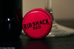 Rib Shack Red Cap