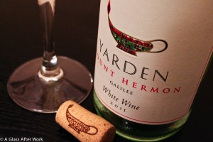 2011 Yarden Mount Hermon White Wine