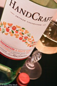 2013 HandCraft Inspiration White Wine