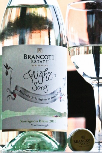 2013 Brancott Estate Flight Song Sauvignon Blanc