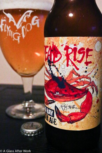 Flying Dog Brewery Dead Rise Old Bay Summer Ale