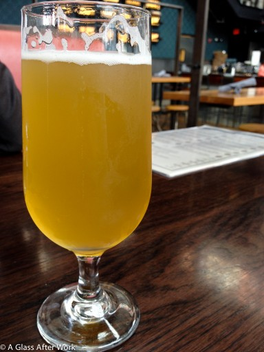 Haywire on tap at Bluejacket