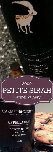 2009 Carmel Winery Petite Sirah– At $18 a bottle, this kosher red wine from Israel offers a lot of wine for not a lot of money. It's luscious, easy to drink, and food-friendly…everything a red wine should be. Rating 4 out 5 | AGlassAfterWork.com