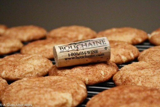 Bouchaine Vineyards Cork and Snickerdoodles