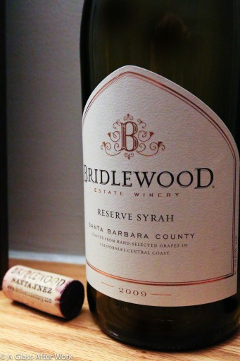 2009 Bridlewood Estate Winery Syrah