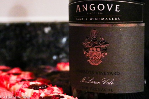 2010 Angove Family Winemakers Warboys Vineyard Grenache