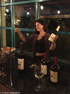 Liz Leidenfrost from Leidenfrost Vineyards