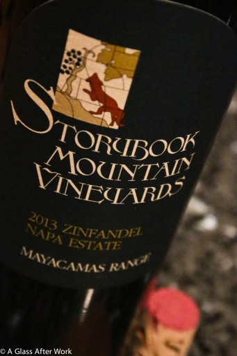 2013 Storybook Mountain Vineyards Mayacamas Range Zinfandel