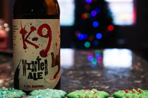Flying Dog K-9 Cruiser Winter Ale