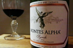 2012 Montes Alpha Syrah – At $20, this big, bold, and beautiful red wine from Chile is a great choice for unwinding on a Friday night. Enjoy it on its own or drink it with a dinner of lamb chops, BBQ ribs, or even a juicy burger. Either way, you won't be sorry you opened it. Ratings 4 out 5 | AGlassAfterWork.com