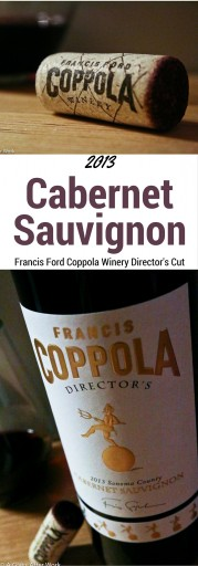 2013 Director's Cut Cabernet Sauvignon – At $24, this red wine from California lingers in the mouth and leaves you wanting more. It has nice fruit flavors mixed with some savory notes that are perfect for enjoying on its own or pairing with beef, lamb, or pasta. Cheers! Ratings 4.5 out 5 | AGlassAfterWork.com