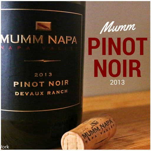 2013 Mumm Napa Pinot Noir Devaux Ranch – At $35, this California red wine is a little pricey, but it offers the type of something special that brings a smile to your face every time you take a sip. It's perfect for company, for Thanksgiving dinner or the rotisserie chicken you bought on the way home, or while sitting on the porch chatting with your spouse during a nice spring evening. Cheers! Ratings 4.5 out 5 | AGlassAfterWork.com