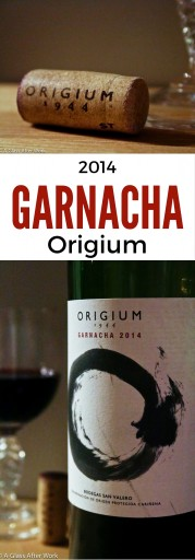 2014 Origium Garnacha – At $10, this Spanish red wine has an amazing quality-price ratio. This wine would be perfect for girls' night -- talking and laughing over a plate of Jamón Serrano, Manchego cheese. Everyone will think you splurged on the bottle, even though you didn't. So, what are you waiting for? Grab a bottle and your girlfriends. Cheers! Ratings 4.5 out 5 | AGlassAfterWork.com