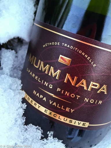 Mumm Sparkling Pinot Noir – At $35, this sparkling red wine from California is food-friendly and easy to drink. It's worth considering the next time you have a dinner party, are hosting a holiday meal, or are looking to curl up on the couch with a delicious bottle of something different. Rating 4.5 out 5 | AGlassAfterWork.com