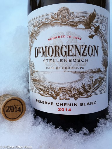 2014 De Morgenzon Reserve Chenin Blanc – At $35, this white wine from South Africa is a dry, but luscious wine that is incredibly food friendly and easy to sip. The flavors are all flowers and peaches with hints of ginger, and it's long finish lingers in the mouth bringing a smile to the face. Ratings 4.5 out of 5 | AGlassAfterWork.com