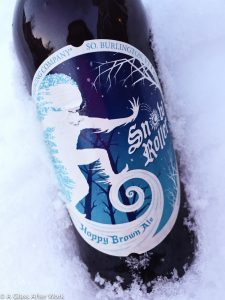 Magic Hat Brewing Company Snow Roller Hoppy Brown Ale