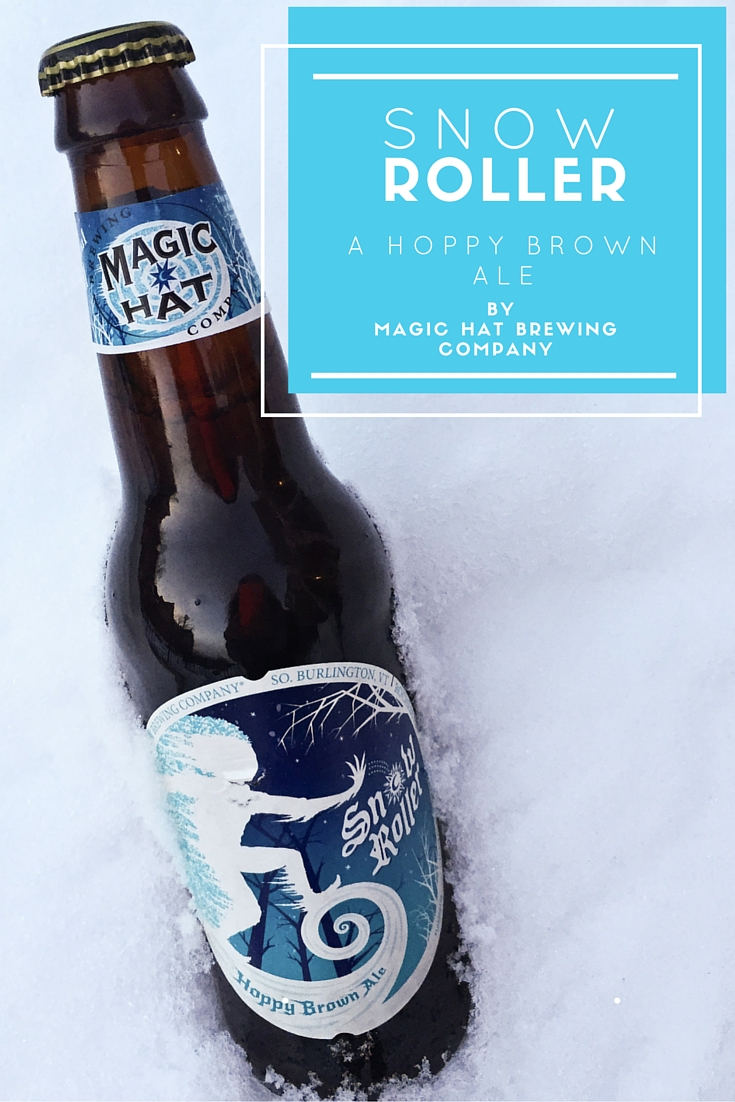 0ce7d735e45 Magic Hat Brewing Company Snow Roller – This seasonal brown ale from  Vermont is only available
