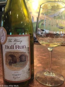 2014 Lilly's Viognier from The Winery at Bull Run– This $29 bottle of white wine from Virginia is a little pricey, but it's beautiful. It's the type of wine that's meant to be sipped slowly with friends on a hot summer day. Rating: 3.5 out of 5 | AGlassAfterWork.com