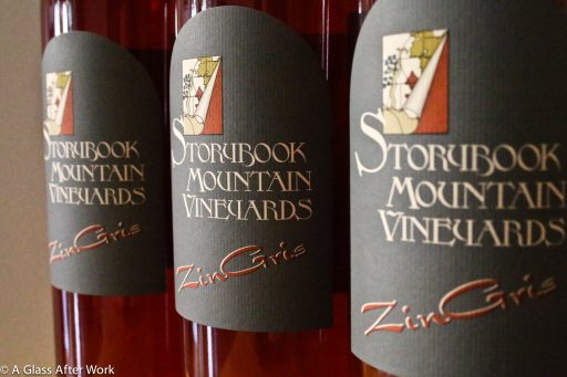 Storybook Mountain Zin Gris- At $25, this dry rosé wine from California is everything a pink wine should be. It's a nice mixture of cranberries, limes, and thyme; it's food-friendly; and it's easy to drink. It would be the perfect wine for any picnic or cookout. Rating: 4.5 Corks out 5 | AGlassAfterWork.com
