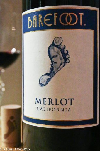 Barefoot Merlot – At $8 a bottle, this red wine from California has a fantastic quality price ratio. If you are looking for a red wine and know you'll be drinking more than one glass, this approachable red is a perfect everyday option. Rating: 3.5 out of 5. | AGlassAfterWork.com