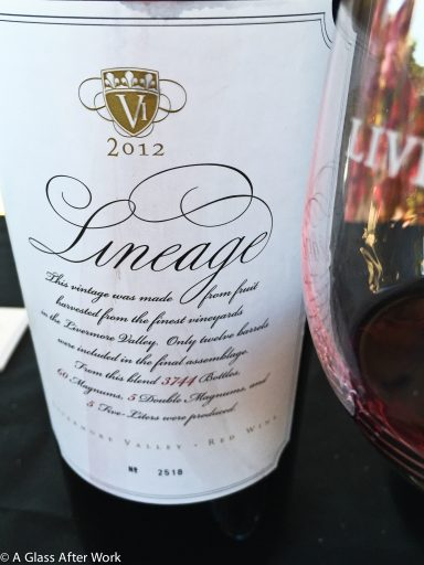 "2012 ""Lineage"" by The Steven Kent Winery – At $165, this California red wine from the Livermore Valley is Bordeaux blend that is smooth, elegant, and delightful. Sure…the price point is a little high, but if you're looking for a food-friendly, yummy wine, you won't go wrong with this choice. Rating 4.5 out of 5 