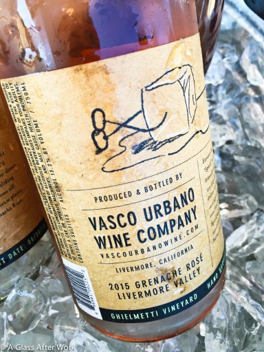 2015 Vasco Urbano Wine Company – At $24, this California rose from the Livermore Valley is light bodied and nicely balanced. It's perfect for a cheese board or some porch sipping, and it will carry over nicely into the fall. You might even want to consider it for your Thanksgiving table. Rating 4.5 out of 5 | AGlassAfterWork.com