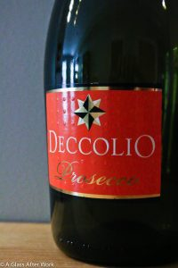 Deccolio Prosecco – At $14, this kosher sparkling wine from Italy is simple, food-friendly, and refreshing. It's worth checking out, even if you're not looking for a kosher wine. Rating 4 out of 5 | AGlassAfterWork.com